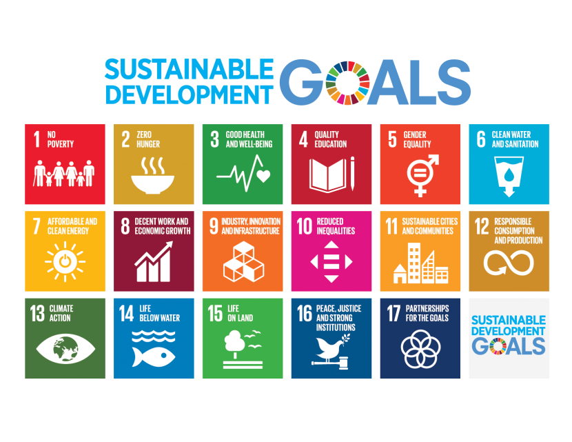 Sustainable Development Goals Übersicht