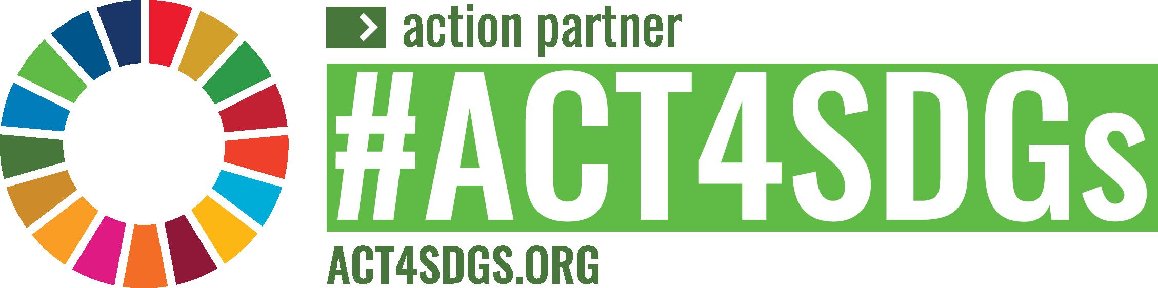 Logo Partner Act4SDGs